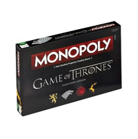 Game Of Thrones Edition Monopoly - AOT Sports