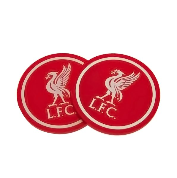 Liverpool F.C. 2pk Coaster Set - AOT Sports