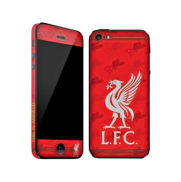 Liverpool F.C. iPhone 5 Skin - AOT Sports