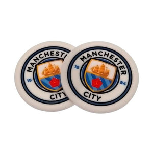Manchester City F.C. 2pk Coaster Set - AOT Sports