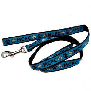 Manchester City F.C. Dog Lead - AOT Sports