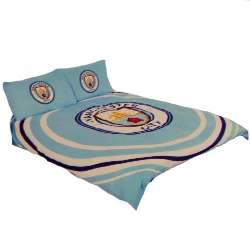 Manchester City F.C. Double Duvet Set PL - AOT Sports