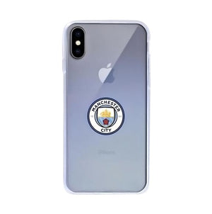 Manchester City F.C. iPhone X TPU Case - AOT Sports