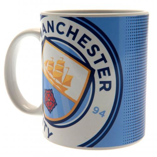 Manchester City F.C. Mug HT - AOT Sports