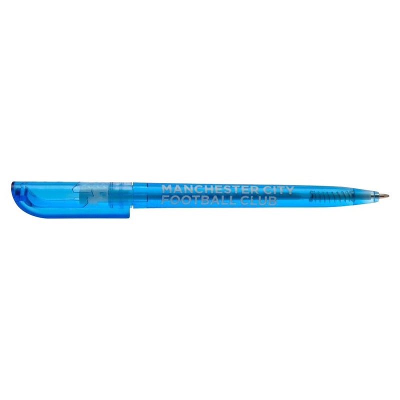 Manchester City F.C. Retractable Pen - AOT Sports