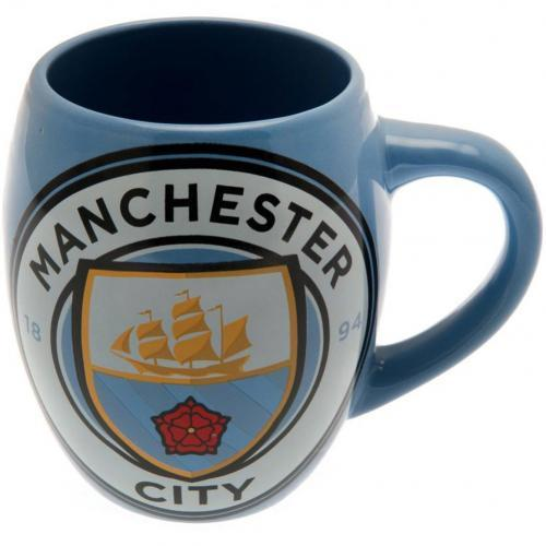 Manchester City F.C. Tea Tub Mug - AOT Sports