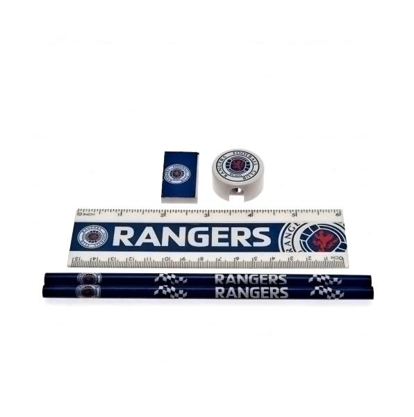 Rangers F.C. Core Stationery Set WM - AOT Sports