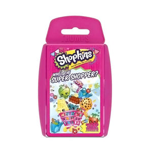 Shopkins Top Trumps - AOT Sports