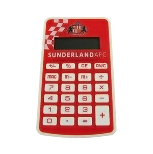 Sunderland A.F.C. Pocket Calculator - AOT Sports