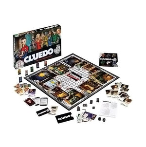 The Big Bang Theory Edition Cluedo - AOT Sports