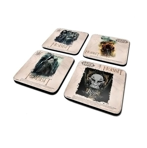 The Hobbit Coaster Set - AOT Sports