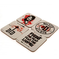 The Walking Dead Coaster Set - AOT Sports