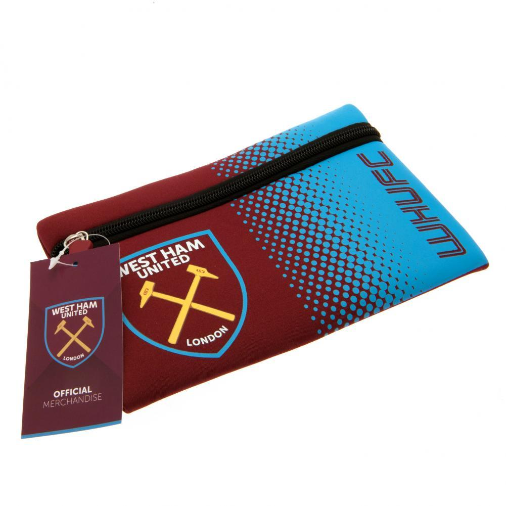 West Ham United F.C. Pencil Case - AOT Sports