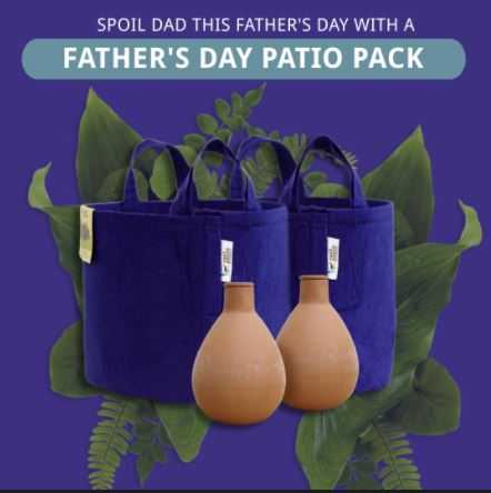 Father's Day Patio Pack