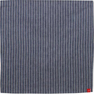 Denim Stripe Furoshiki Wrap