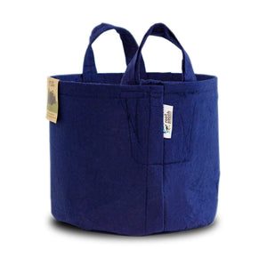 Navy Root Pouch With Handles