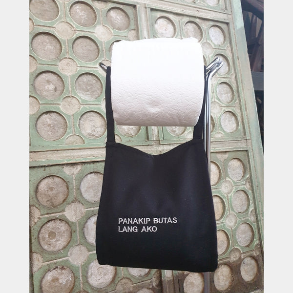 Embroidered Ossater Toilet Paper Roll Holders