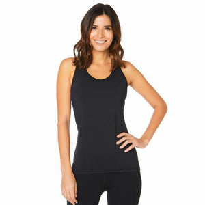Shape High Performance Tank - Black