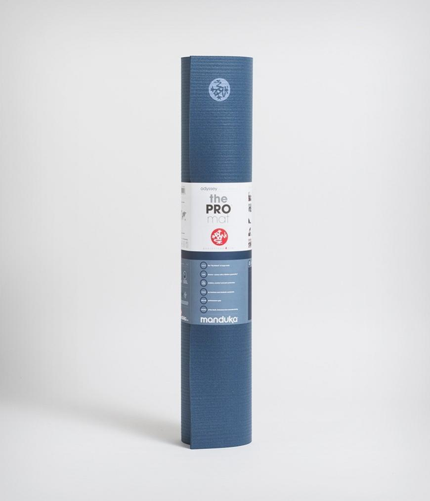 Manduka - The Pro Mat - Extra Long - Blue - SKULPT Dublin