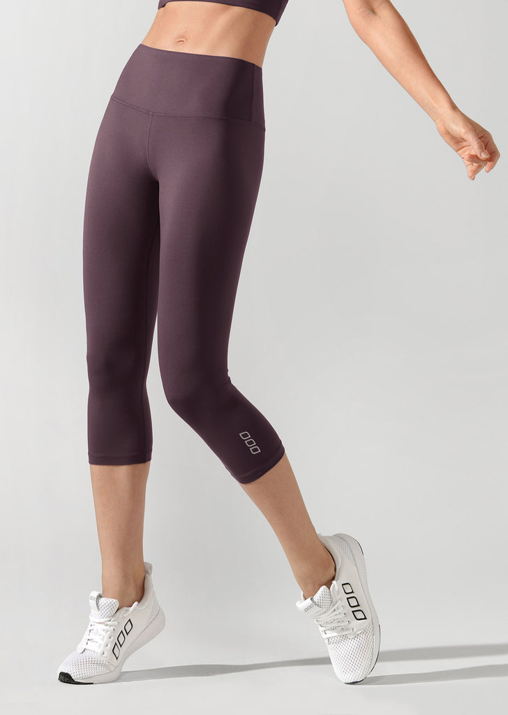 Lorna Jane - Ultimate Eco 7/8 Legging - Nightshade - SKULPT Dublin