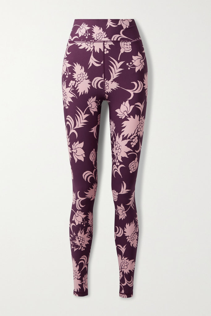 The Upside Kabuki Leggings - Grape - SKULPT Dublin