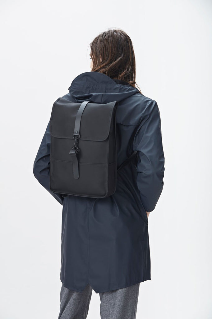 Rains Mini Backpack - Black - SKULPT Dublin