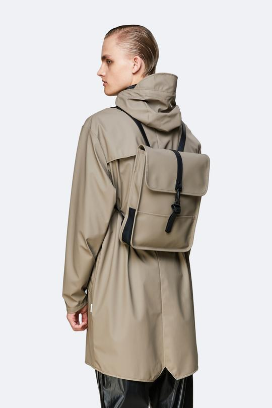 Rains - Micro Backpack - Beige - SKULPT Dublin