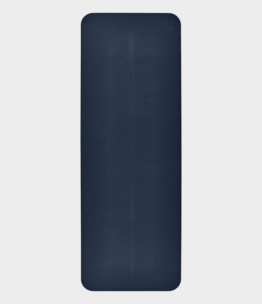 Manduka - The Begin Yoga Mat - Navy/Purple - SKULPT Dublin