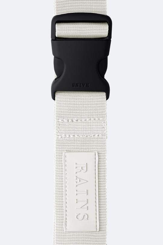 Rains Belt - Off White - SKULPT Dublin