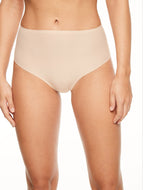Chantelle Seamless Underwear Soft Stretch - Full Brief Nude