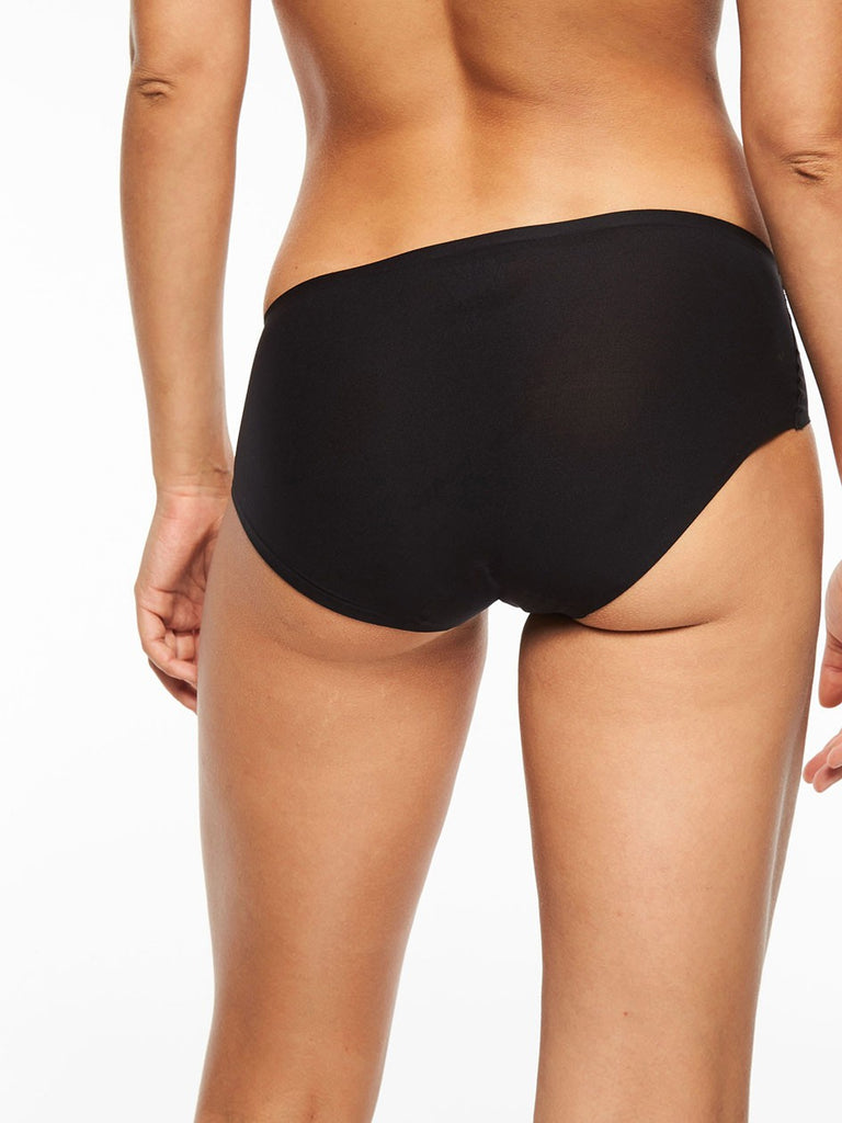 Seamless Underwear Soft Stretch - Hipster Black - by Chantelle - SKULPT Dublin