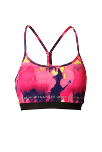 Drop of Mindfulness Yoga Bra non padded - SKULPT Dublin