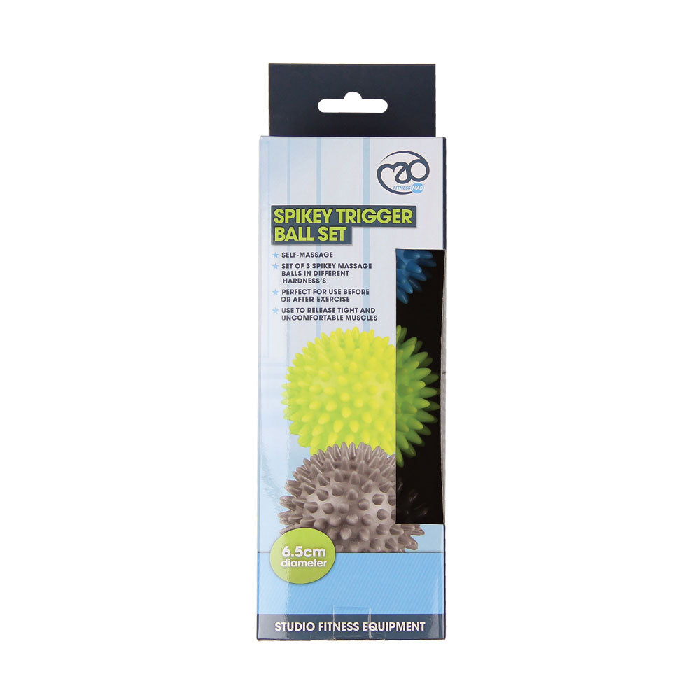 Spikey Trigger Ball Set x 3 - SKULPT Dublin
