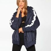 Lorna Jane - Retro Navy Jacket