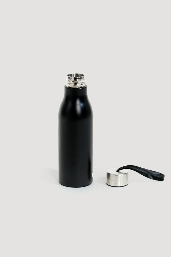 Lole Thermal Water bottle with handle - Black - SKULPT Dublin