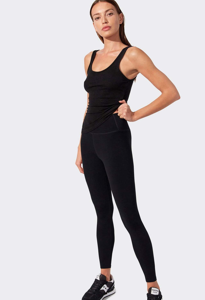 Splits59 High Rise Ankle Biter Legging - Black - SKULPT Dublin