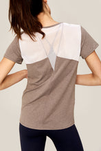 Lole V Neck Tee - Grey