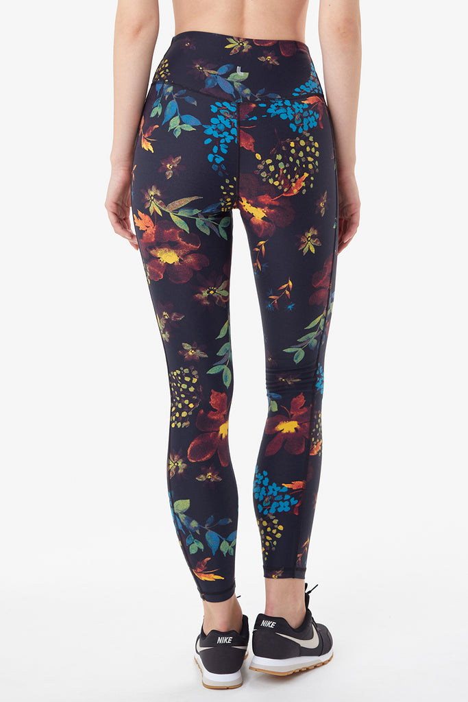 Lole High Rise Leggings - Floral - SKULPT Dublin
