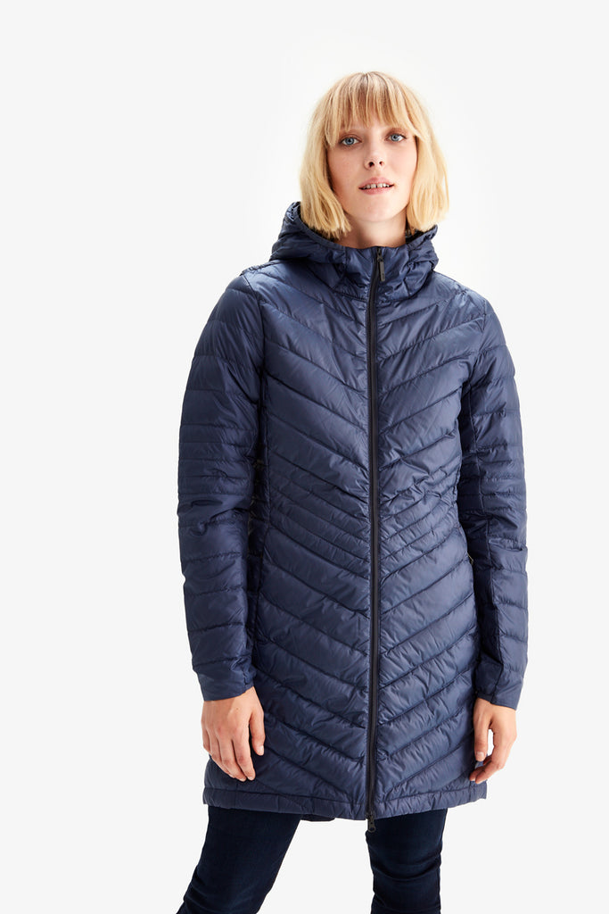 Lole Packable Sleeveless Jacket - Navy - SKULPT Dublin