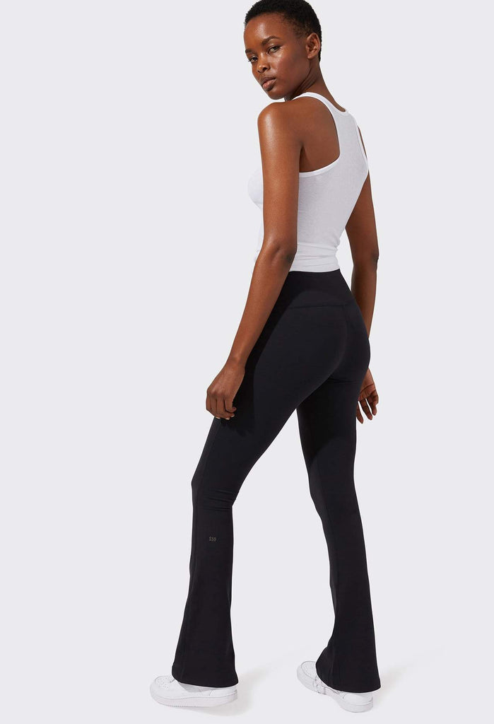 Splits59 Flared Legging - Black - SKULPT Dublin