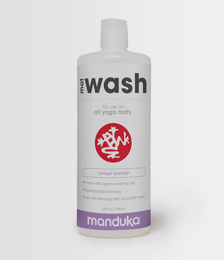 Manduka Yoga Mat Cleaner - Refill Bottle 32oz - SKULPT Dublin