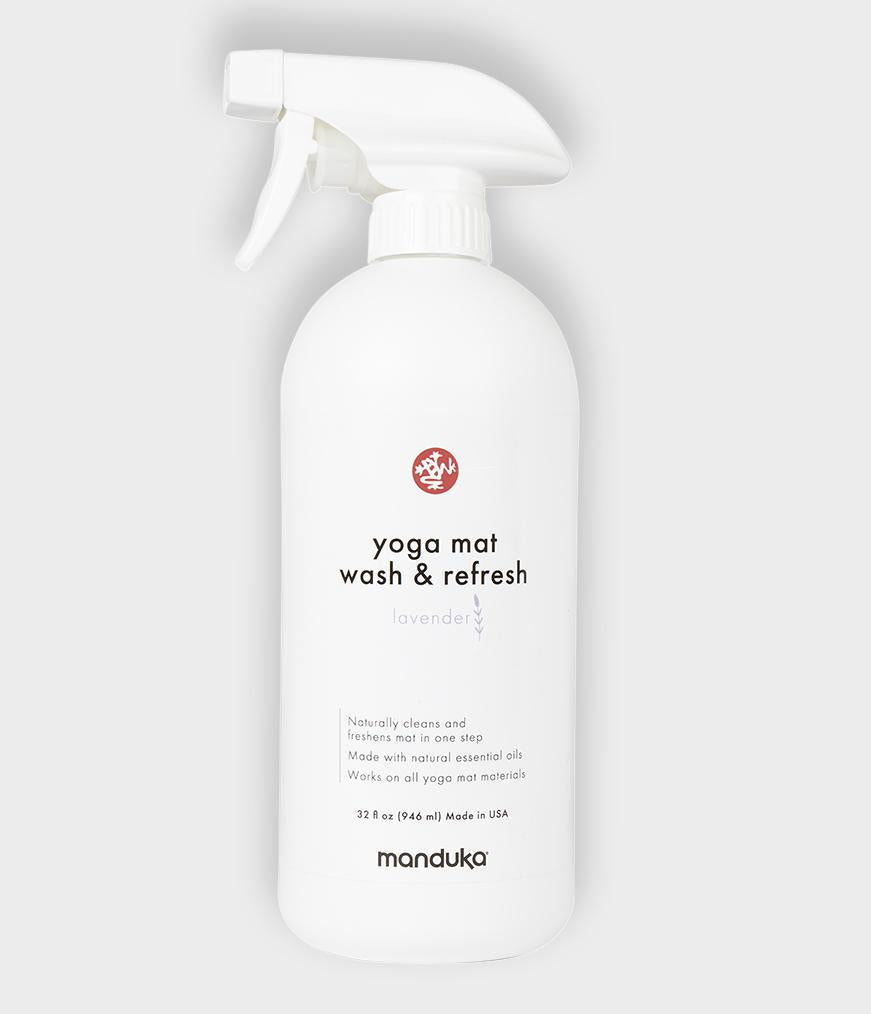 Manduka Yoga Mat Wash & Refresh - 8oz Spray - SKULPT Dublin