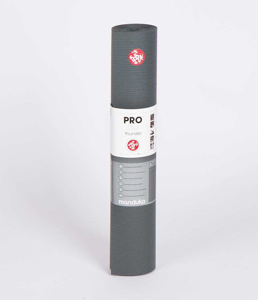 Manduka The Pro Lite Yoga Mat - Grey - Extra Long 79' - SKULPT Dublin