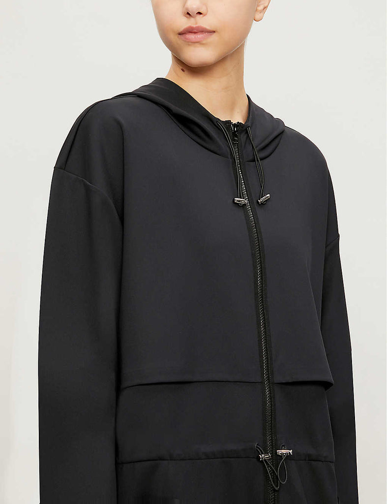UltraCor Alpha Jacket with Hood - Black - SKULPT Dublin