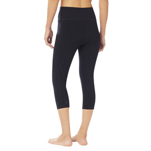 Shape Black Capri Leggings