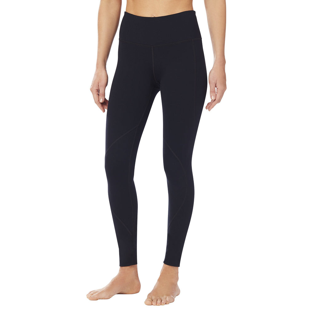 Shape Core Long Leggings - Black - SKULPT Dublin