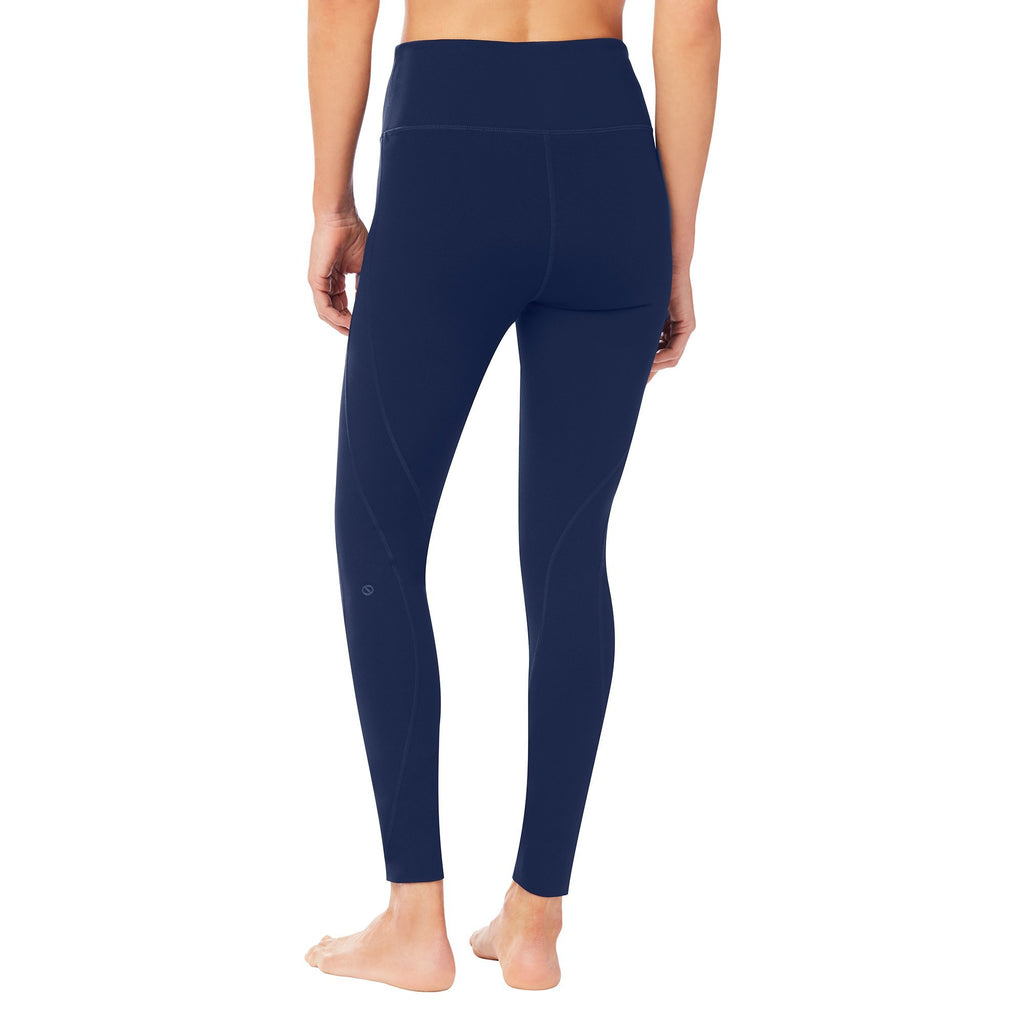 Shape Core Long Leggings - Navy - SKULPT Dublin