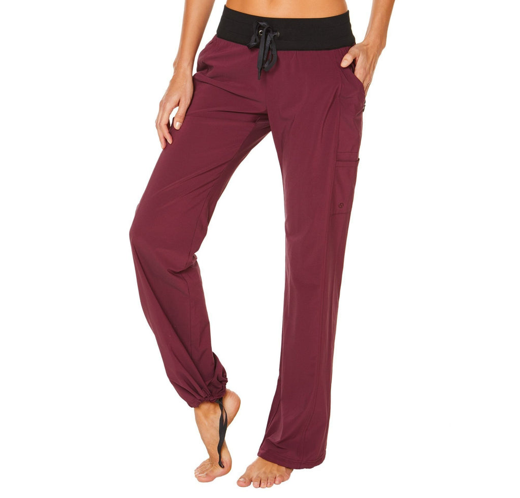 Shape Loose Leg Pants - Fig - SKULPT Dublin