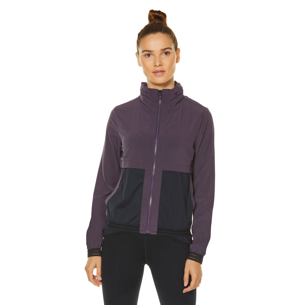 Shape Lightweight Jacket - Nightshade with black - SKULPT Dublin