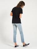 n:Philantrophy V Neck Tee - Black
